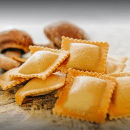 רביולי פורמג'ור ארבע גבינות
